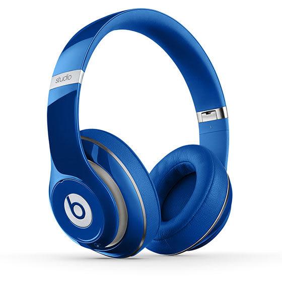 【台中平價鋪】潮牌首選Beats Studio Wireless 耳罩式藍牙無線耳機 - 藍 時尚潮流感 先創公司貨