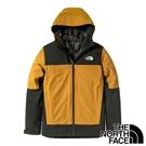 【THE NORTH FACE 美國】男 FUTURELIGHT兩件式連帽外套『黃/黑』 NF0A4N9T 休閒 保暖 防風