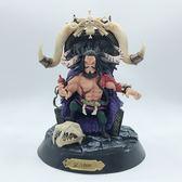 百獸 凱多 四皇 世界強生物盒裝手辦模型 港版