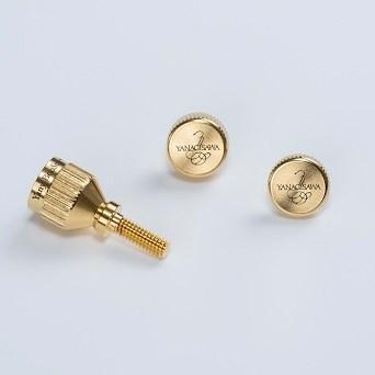 凱傑樂器 Yanagisawa 柳澤 Yany BooStar GP Gold-Plated 共鳴配重螺絲 日本製