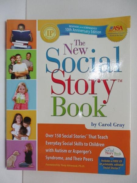 【書寶二手書T4/大學理工醫_DON】The New Social Story Book: 10th Anniversary Edition_Gray, Carol
