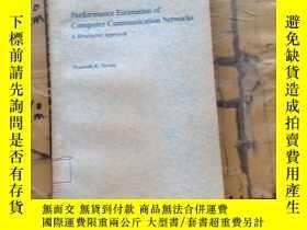 二手書博民逛書店Performance罕見estimation of compu