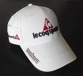 高爾夫帽熱銷公雞高爾夫球帽子男女款帶mark馬克有頂帽戶外遮陽防曬透氣帽