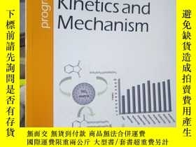二手書博民逛書店Reaction罕見Kinetics and Mechanism