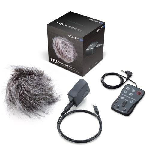Zoom H5 APH-5 Accessory Pack H5配件包 台灣總代理 公司貨