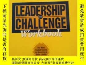 二手書博民逛書店The罕見Leadership Challenge Workbo