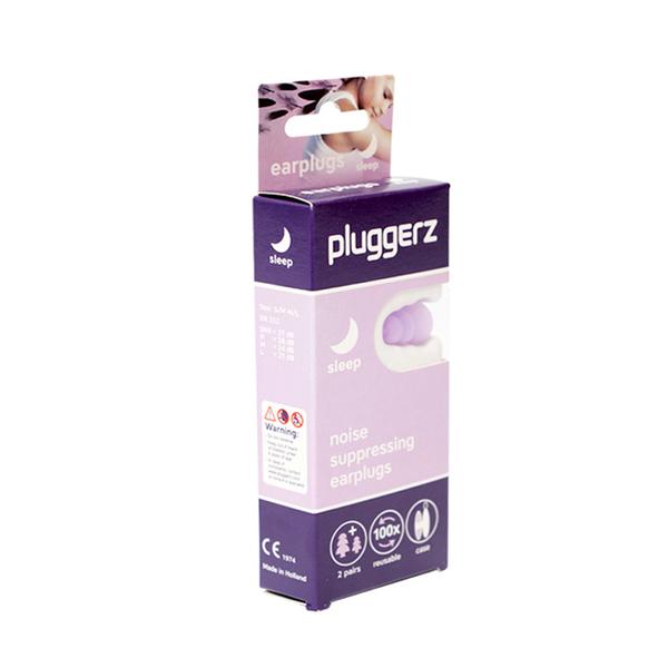 荷蘭進口 pluggerz 睡眠耳塞 聲音濾波器 1大1小2副裝