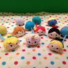 【發現。好貨】日本迪士尼可愛tsum tsum灰姑娘愛紗安娜愛麗絲白雪公主美人魚雙頭髮束髮圈髮飾