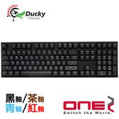 Ducky One 2 魅影黑 Phantom PBT 二色成型 Cherry 機械式鍵盤 黑軸 茶軸 青軸 紅軸 DKON1808