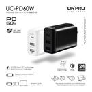 【實體店面】ONPRO 三孔USB充電器 60W iPhone充電器 萬國充電頭 快充頭 旅充頭