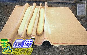 [美國直購] Bakers Couche - Flax Linen Proofing Cloth 26 x35 JL-00203 麵包師亞麻防偽布
