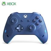 【Microsoft 微軟】Xbox One 無線控制器 寶石藍