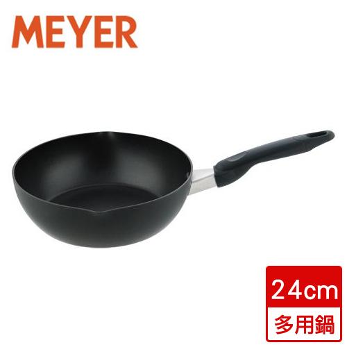 美亞MEYER 酷樂導磁多用鍋(24cm)【愛買】