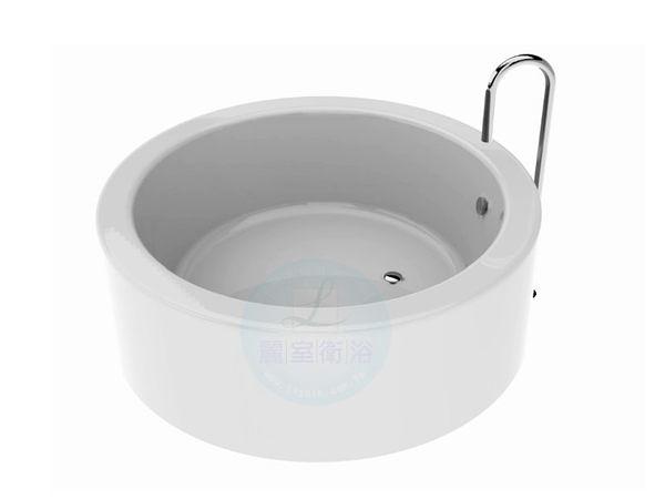【麗室衛浴】Eric Bathtub Design 2013 豪華景觀飯店VIP套房專用獨立造型浴缸  概念3