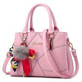 手提包 潮包包氣質韓版包簡約時尚手提包潮流單肩斜挎殺手包