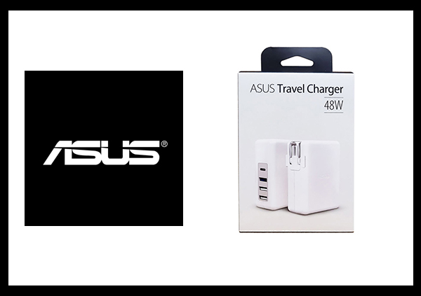 ASUS 原廠 48W 萬用旅行充電器 Travel Charger (台灣公司貨)