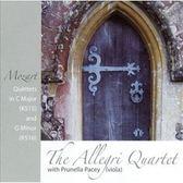 經典數位~阿雷格弦樂四重奏與普倫蓮娜佩西The Allegri String Quartet - 莫札特:弦樂五重奏