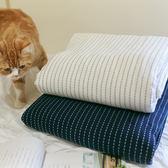 棉紗毛巾布薄被 100%純棉 棉床本舖