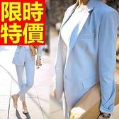 OL套裝(長袖裙裝)-辦公面試可愛韓版職業制服1色59q43【巴黎精品】
