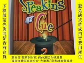 二手書博民逛書店Speaking罕見Cue 2 PLUS 1 CD-ROM + Speaking Cue WORKBOOK 2