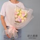 全館83折 干花花束滿天星禮盒ins生日...