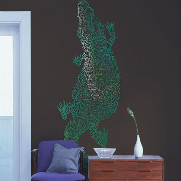 獨創壁畫 顎魚動物 工作室壁紙 店面壁紙 [WALLTZ] Teppei Higashi(RBTXCO)