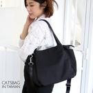 Catsbag簡單風格大容量媽媽愛用托特包斜背包媽媽包57195