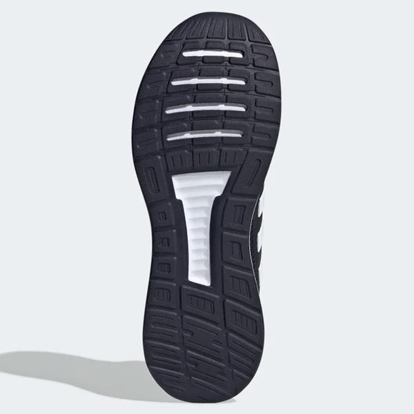 ★現貨在庫★ ADIDAS RUNFALCON 女鞋 慢跑 休閒 輕量 透氣 深藍 粉【運動世界】 EF0152
