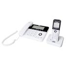 TECO 東元 XYFXC081W 2.4G  數位高頻無線電話子母機