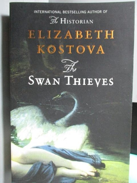 【書寶二手書T2/原文小說_YKG】The Swan Thieves_Elizabeth Kostova