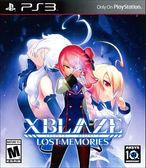 PS3 Xblaze Lost: Memories 蒼翼幻想曲 LOST:MEMORIES(美版代購)
