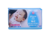 嬌生嬰兒純水柔溼巾一般型100片X3入裝  *維康*