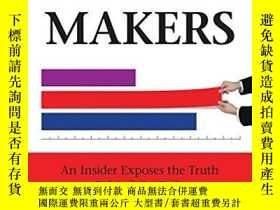 二手書博民逛書店The罕見Opinion MakersY256260 David W Moore Beacon Press