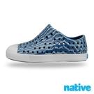 native 大童鞋 JEFFERSON 小奶油頭鞋-挑戰者藍