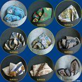 韓版英倫禮盒裝男士西裝禮服西服印花口袋巾胸巾2用手帕汗巾 溫暖享家