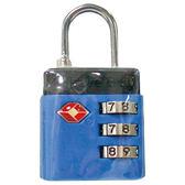 TSA Combi De-luxe 豪華三碼鎖 【TB037】/ 海關鎖 密碼鎖 行李箱 旅行箱