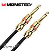 【缺貨】Monster® Rock發燒級雙直頭導線 12呎電吉他導線(電吉他專用)