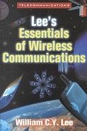 二手書博民逛書店《Lee s Essentials of Wirelesss Communications》 R2Y ISBN:0071345426