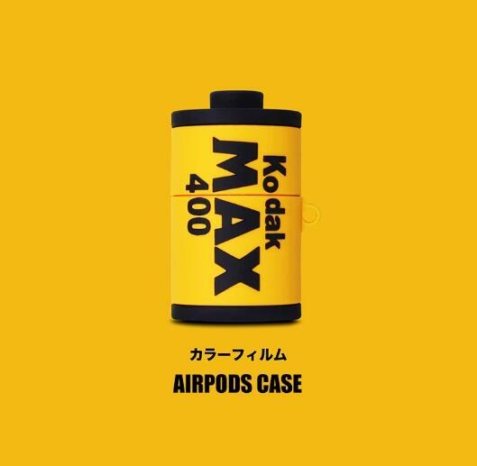 kodak電池airpods保護套防摔堅固Airpods保護套防塵airpods12代皆可用 露天拍賣