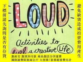 二手書博民逛書店Living罕見Out Loud: An Activity Bo