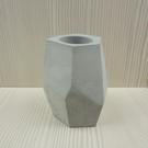 (BEAGLE) 幾何型創意水泥盆栽/多肉水泥花器/仙人掌水泥花盆/水泥植栽/水泥盆器