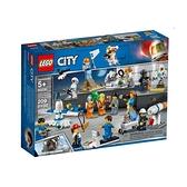 LEGO 樂高 CITY 城市系列 人偶套裝 太空研究與開發 60230