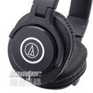 【曜德視聽】鐵三角 ATH-M40x 專業監聽型 耳罩式耳機 真實原音呈現/免運/送皮質收納袋