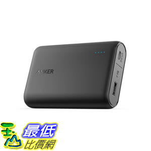 [106美國直購] Anker PowerCore 10000 Lightest 10000mAh External Batteries iPhone Samsung