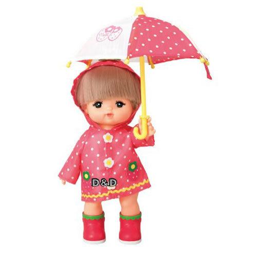 《 日本小美樂 》小美樂配件 -- 草莓雨具組╭★ JOYBUS玩具百貨