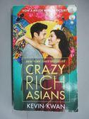 【書寶二手書T1/原文小說_IOH】Crazy Rich Asians (Movie Tie-In Edition)_KWAN, KEVIN