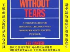二手書博民逛書店Homework罕見Without TearsY255562 Canter, Lee Harpercollin