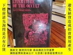 二手書博民逛書店Literature罕見of the Occult; A Col