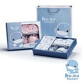 KUKU酷咕鴨北歐迷境森林包巾禮盒-7件組