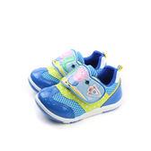 粉紅豬小妹 Peppa Pig 運動鞋 球鞋 魔鬼氈 童鞋 藍色 中童 PG6418 no700